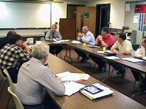 Local Emergency Planning Committee meeting